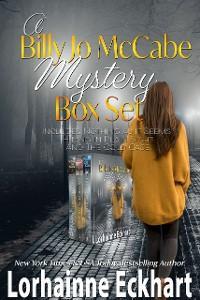 A Billy Jo McCabe Mystery Box Set photo №1