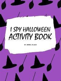 I Spy Halloween Activity Book for Kids photo №1