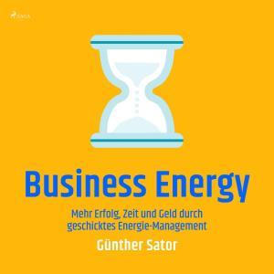 Business Energy - Mehr Erfolg, Zeit und Geld durch geschicktes Energie-Management (Ungekürzt) Foto №1