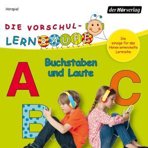 Die Vorschul-Lernraupe: Buchstaben und Laute Foto №1