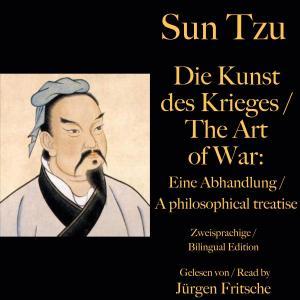Sun Tzu: Die Kunst des Krieges / The Art of War. Zweisprachige / Bilingual Edition Foto №1