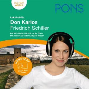 PONS Lektürehilfe - Friedrich Schiller, Don Karlos Foto №1