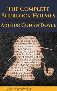Arthur Conan Doyle: The Complete Sherlock Holmes photo №1