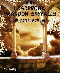 Leseprobe: Brandon Skyfalls