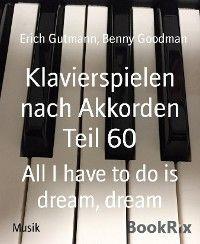 Klavierspielen nach Akkorden Teil 60