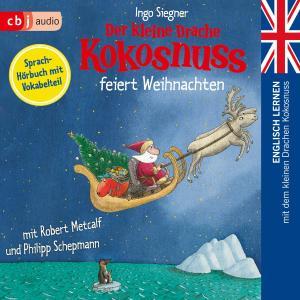 Der kleine Drache Kokosnuss feiert Weihnachten Foto №1