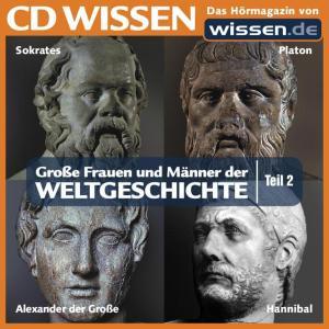 CD WISSEN - Große Frauen und Männer der Weltgeschichte: Teil 02 Foto №1