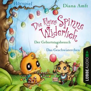 Die kleine Spinne Widerlich - Der Geburtstagsbesuch & Das Geschwisterchen Foto №1