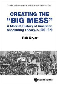 "Creating the ""Big Mess"" photo №1"