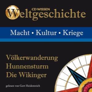 Völkerwanderung - Hunnensturm - Die Wikinger Foto №1