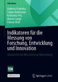 Indikatoren für die Messung von Forschung, Entwicklung und Innovation Foto №1