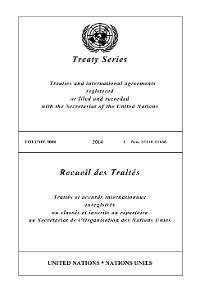 Treaty Series 3000/Recueil des Traités 3000 photo №1