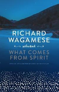 Richard Wagamese Selected photo №1