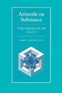 Aristotle on Substance