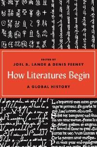 How Literatures Begin photo №1
