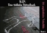 R.I.P. Das tödliche Rätselbuch Band 1 Foto №1