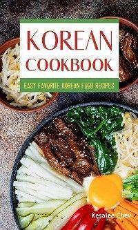 Korean Cookbook photo №1
