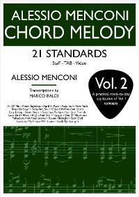 Chord Melody Vol. 2 ENG photo №1