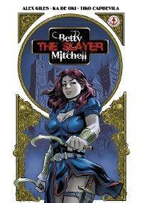 Betty 'The Slayer' Mitchell photo №1