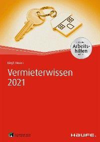 Vermieterwissen 2021 - inkl. Arbeitshilfen online Foto №1