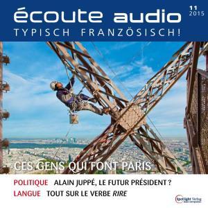 Französisch lernen Audio - Paris und seine Menschen photo №1