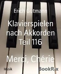 Klavierspielen nach Akkorden Teil 116 Foto №1
