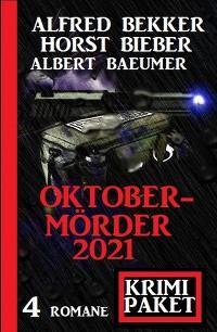 Oktobermörder 2021: Krimi Paket 4 Romane Foto №1