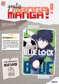 Manga! Manga! – KAZÉ Manga Preview – Herbst/Winter 2021/2022 Foto №1