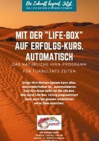 Mit der Life-Box auf Erfolgs-Kurs. Automatisch.