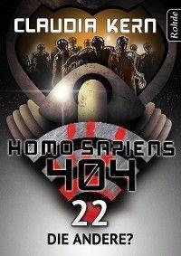 Homo Sapiens 404 Band 22: Die Andere? Foto №1