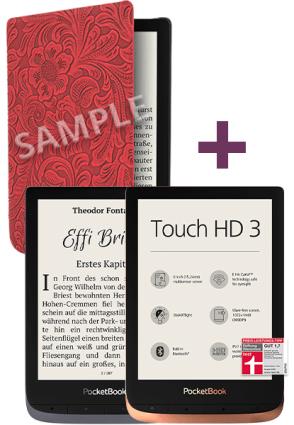 PocketBook Touch HD3 Kombi-Angebot Foto №1
