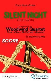 Silent Night - Woodwind Quartet (score) photo №1