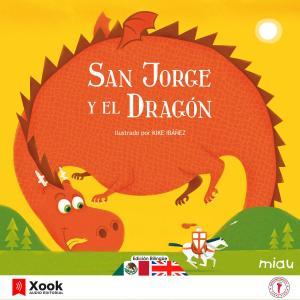 Mi primer libro sobre San Jorge y el Drago´n