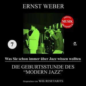 """Die Geburtsstunde des """"Modern Jazz"""" (Was Sie schon immer über Jazz wissen wollten 7) Foto №1"""