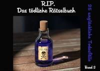 R.I.P. Das tödliche Rätselbuch Band 2 Foto №1