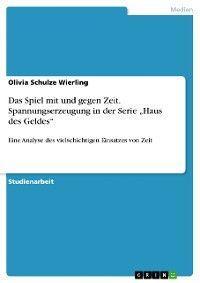 """Das Spiel mit und gegen Zeit. Spannungserzeugung in der Serie """"Haus des Geldes"""" Foto №1"""