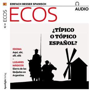 Spanisch lernen Audio - Typisch spanisch Foto №1