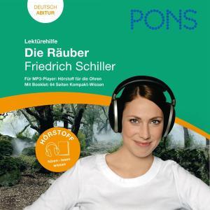 PONS Lektürehilfe - Friedrich Schiller, Die Räuber Foto №1