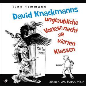 David Knackmanns unglaubliche Vorlesenacht der vierten Klassen Foto №1