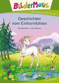Bildermaus - Geschichten vom Einhornfohlen Foto №1