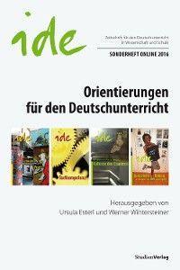 Orientierungen für den Deutschunterricht Foto №1