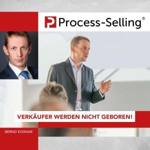 Process-Sellling: Verkäufer werden nicht geboren! Foto №1