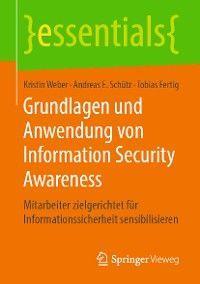 Grundlagen und Anwendung von Information Security Awareness Foto №1