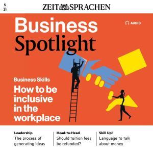 Business-Englisch lernen Audio - Nichtausgrenzung am Arbeitsplatz photo №1