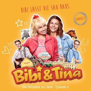 Bibi & Tina - S1/04: Bibi lässt die Sau raus (Hörspiel zur Serie) Foto №1