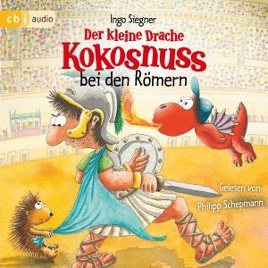 Der kleine Drache Kokosnuss bei den Römern Foto №1