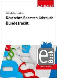 Deutsches Beamten-Jahrbuch Bundesrecht Jahresband 2021 Foto №1