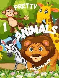 Pretty Animals 1 Coloring Book photo №1