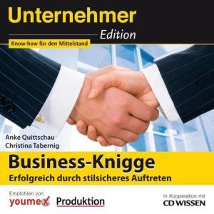CD WISSEN - Unternehmeredition - Business-Knigge Foto №1