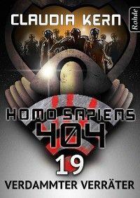 Homo Sapiens 404 Band 19: Verdammter Verräter Foto №1